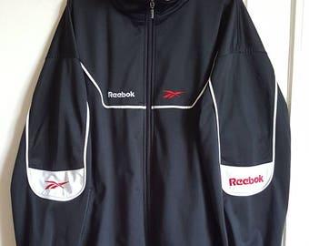 Vintage 90s Reebok Sport jacket size XL.