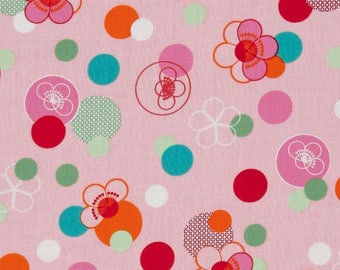 coupon child Robert Kaufman HELLO TOKYO patchwork fabric
