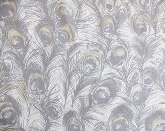 patchwork DEARSTELLADESIGN FEATHER fabric