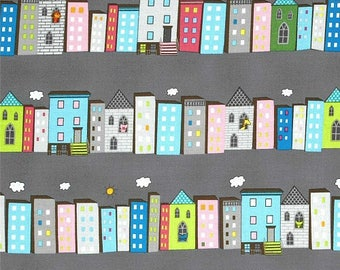 THE PIXIE POPS kids patchwork fabric