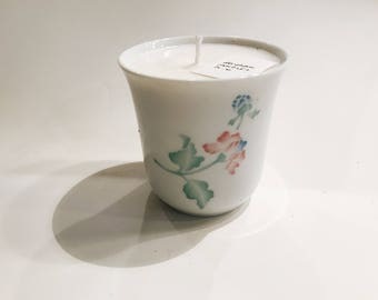 Hyacinth Teacup Candle