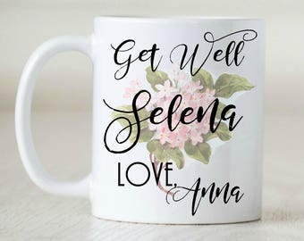 Get Well Gift, Get Well Soon Gift, Get Well Soon Mug, Get Well Gift, Gift for Sick Friend, Gift for Illness, Gift for Hospital Stay