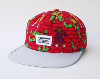Teenage Mutant Ninja Turtles TMNT Toogumshoe Unstructured Dad Hat Polo Cap