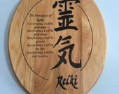 Principles of Reiki