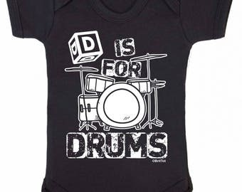 D Is For Drums
