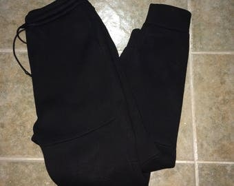 T alexander wang rayon tapered fit sweatpants size small