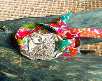 Happy bracelet boho wrap - Happy wrap bracelet boho