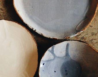 Ceramic Plate, Serving Plate, Ceramic Platter, Decorative Plate, Ceramic Serving Plate, Rustic Plate, Dinnerware set, Handmade gift