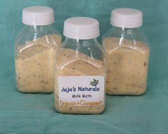 Orange Cinnamon - Milk Bath