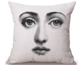 Fornasetti Pillow Case