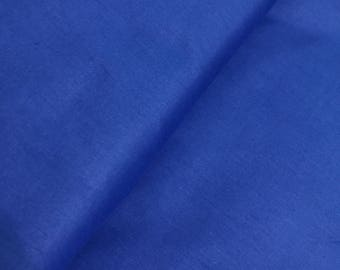 9 Yards in Stock - Studio E Fabrics - Peppered Cotton - True Royal by Pepper Cory - 100% Cotton