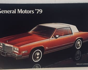 General Motors 1979 Brochure