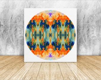 MAGDELINE - Moon Circle - 20x20cm Print