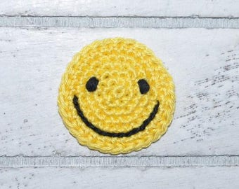 Smily - Application - CROCHET - patch