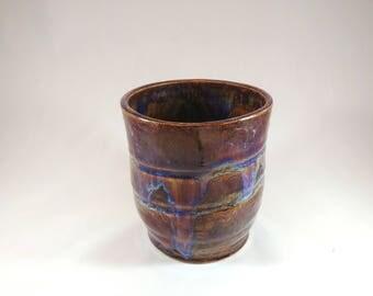 Whiskey tumbler, whisky tumbler, tumbler, pottery tumbler, ceramic tumbler, water tumbler, water glass, whiskey glass, whiskey cup