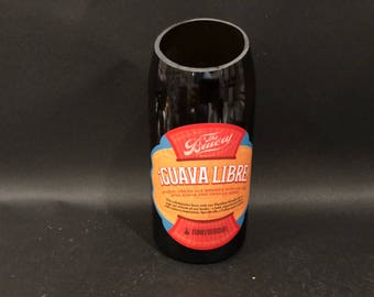 Funky Budda Candle The Brewery Gauva Libre Beer Bottle Candle. Made To Order !!!!!