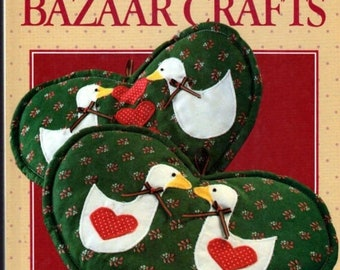 Country Bazaar Crafts  by Better Homes and Gardens Editors 1990