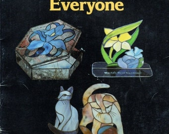 Stained Glass for Everyone by Carolyn Kyle