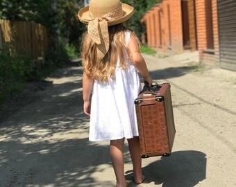 Dresses for girls, Cotton sundress, linen girls dress, Little dress, dress for girl, cotton dress, linen dress, linen dress for girl