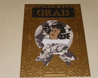Congrats Grad College Card