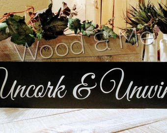 Uncork & Unwind