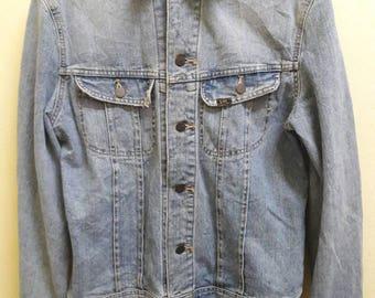 LEE RIDERS denim jacket