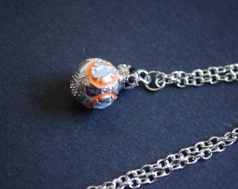 BB8 Star wars robot necklace