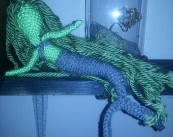 Mermaid of the Lagoon