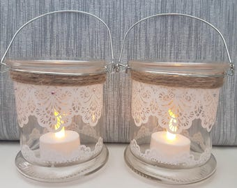 Tealights with Candles