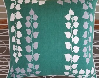 Vintage Mid Century Modern Pillow cover,