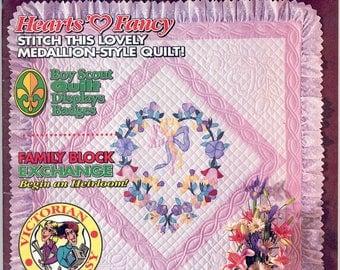 Quilt World - September, 1993