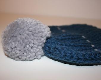Winter woolly