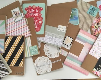 Deal!! - 4 for 3 Decorated Notebooks