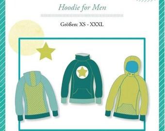 Pattern Mister Comet Hoodie for men
