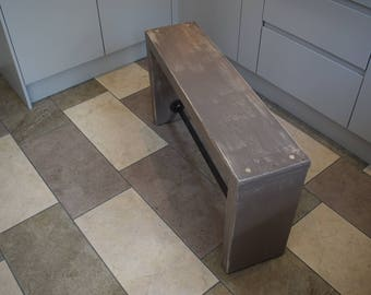 Reclaimed Timber Utility Benches