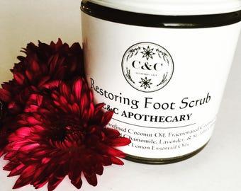 Restoring Foot Scrub
