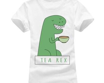 Tea Rex Women's T-shirt