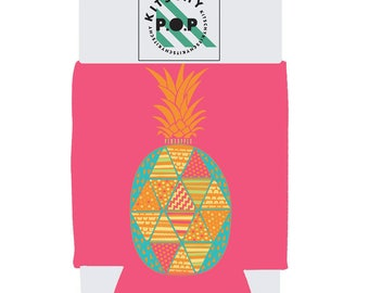Pineapple Can and Bottle Holder