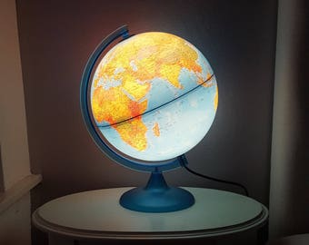 Globe with light, Tecnoglobus Italy