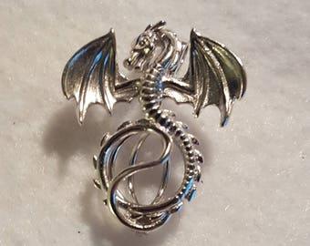 Dragon Cage Pendant