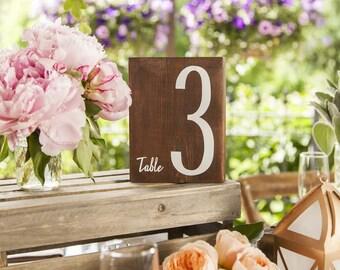 Wood Table Numbers, Wooden Table Numbers, Table Number, Rustic Wedding, Rustic Table Numbers, Table Numbers Rustic, Table Number Ideas