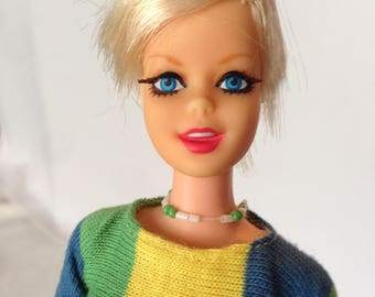 Twiggy by Mattel with original tags and clothing