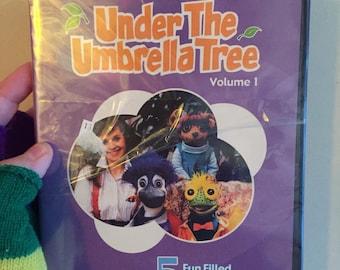 Under the umbrella tree volumes 1+2 dvd set