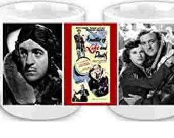 A Matter of Life and Death - David Niven - Coffee Mug