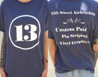 13th Street Airbrushing tshirt