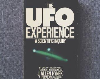 The UFO Experience by J Allen Hynek