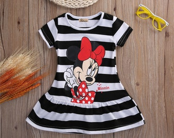 Girls Minnie Dress