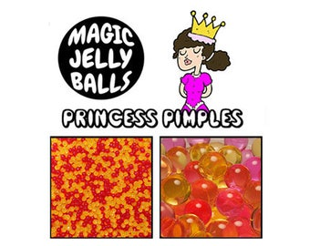 Princess Pimples - Magic Jelly Balls - Growing Water Beads