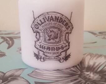 harry potter ollivanders candle