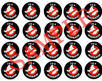 Ghostbusters Stickers 20pcs
